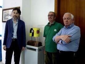 Vanni Novara, Barrea Vincenzo Sindaco di Borgaro Torinese, Prof. Nasillo